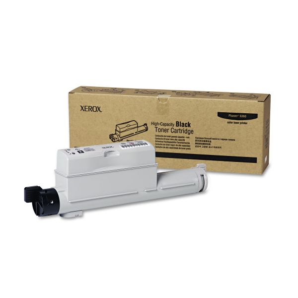 Xerox 106R01221 Black High Yield Toner Cartridge