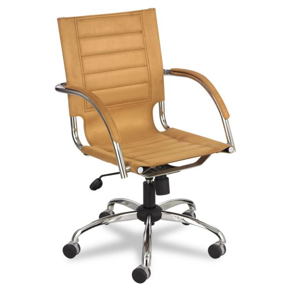 Safco Flaunt Series Mid-Back Manager's Office Chair