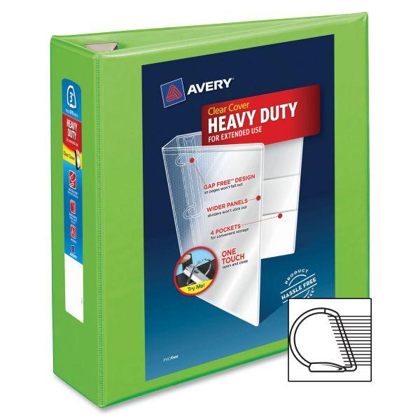 "Avery Heavy-Duty 3"" 3-Ring View Binder"