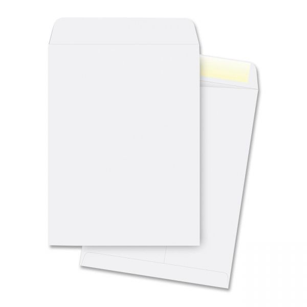 "Business Source 9"" x 12"" Catalog Envelopes"