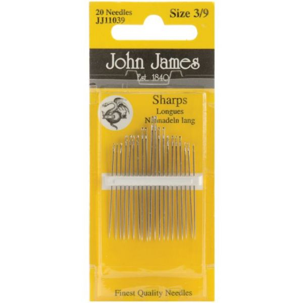 Sharps Hand Needles