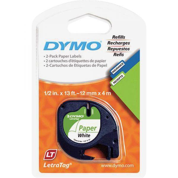 Dymo LetraTag Label Tape Cartridges