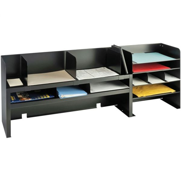 MMF Desk Organizers with Movable Shelves