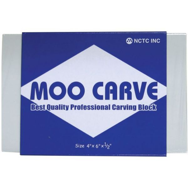 Moo Carving Block