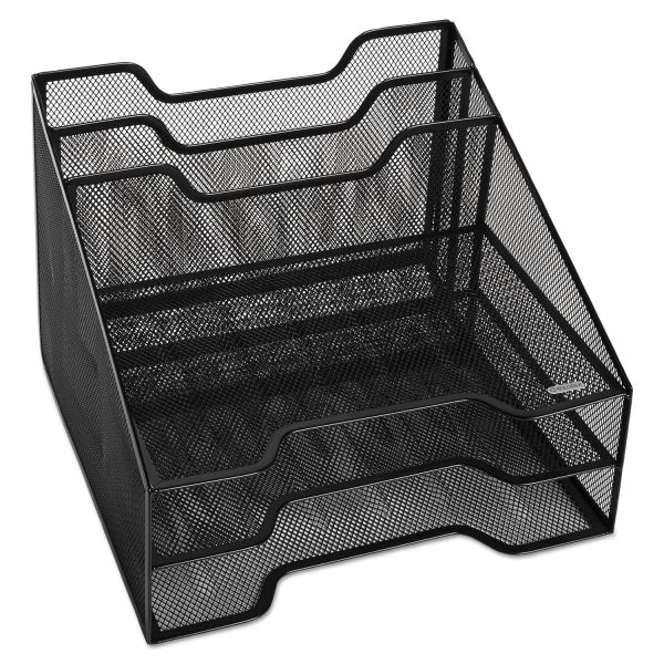 Rolodex Mesh Horizontal/Vertical File Organizer