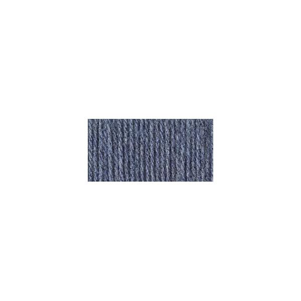 Bernat Super Value Yarn - Steel Blue Heather