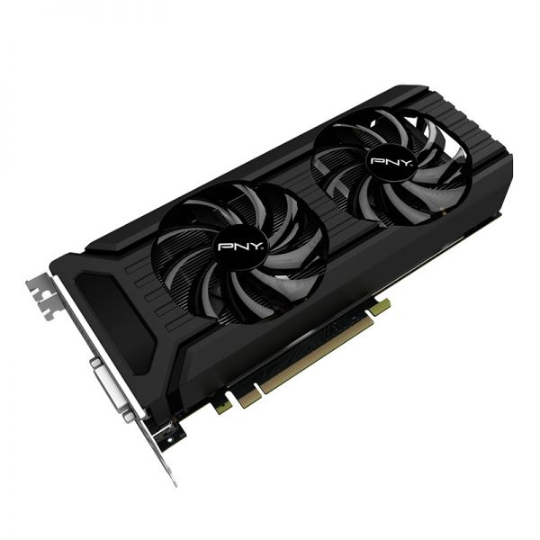 PNY GeForce GTX 1060 Graphic Card - 1.51 GHz Core - 1.71 GHz Boost Clock - 3 GB GDDR5 - PCI Express 3.0 x16 - Dual Slot Space Required