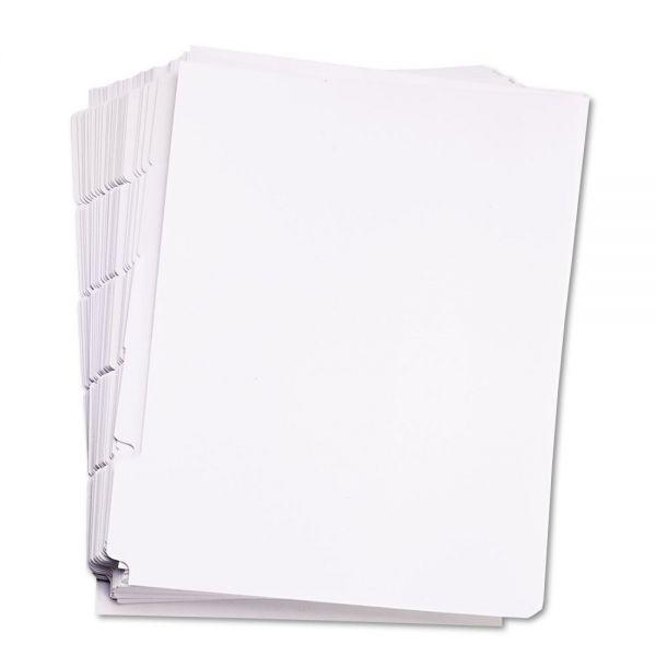 Kleer-Fax 80000 Series Tab Dividers