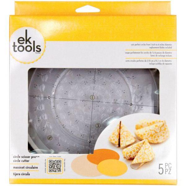 EK Circle Scissor Pro