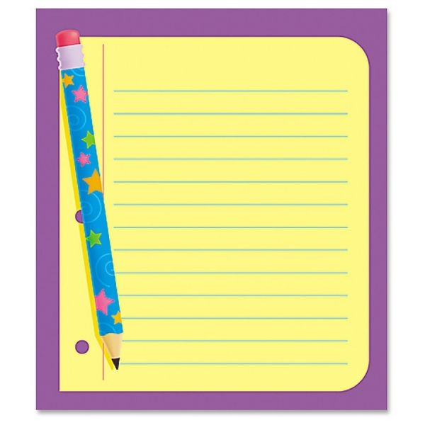 Trend Note Paper Note Pad