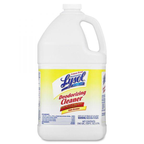 LYSOL Disinfectant Deodorizing Cleaner