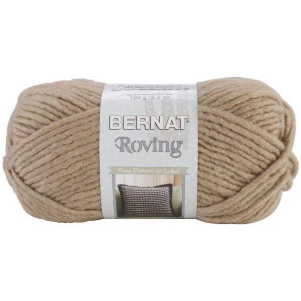 Bernat Roving Yarn - Taupe