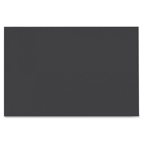 SunWorks Black Construction Paper