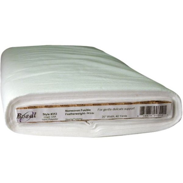 Fusible Non-Woven Feather-Weight Interfacing
