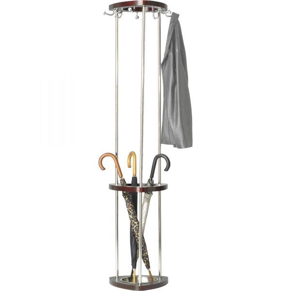 Safco Coat Rack with Umbrella Holder