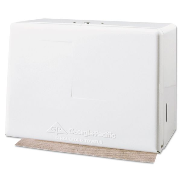 Georgia Pacific Singlefold Towel Dispenser