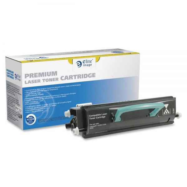 Elite Image Remanufactured Lexmark E352H21A Toner Cartridge