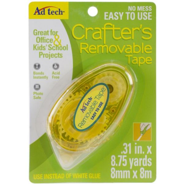 Crafter's Tape Removable Glue Runner