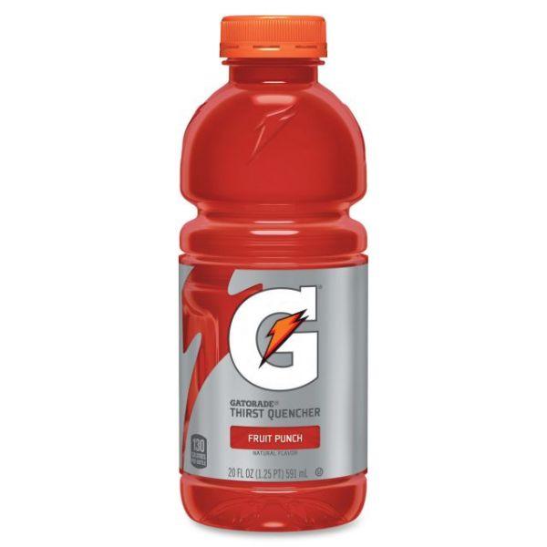 Gatorade Quaker Foods Thirst Quencher Drink
