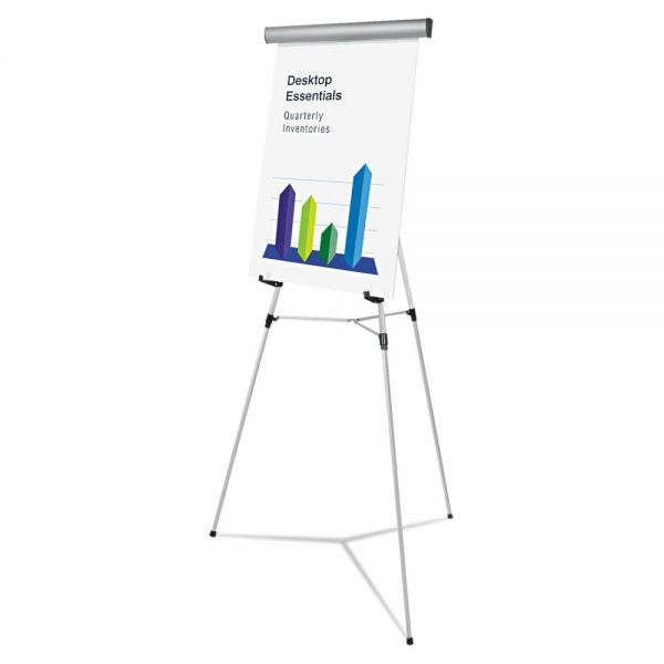 Universal One Heavy Duty Tripod Presentation Easel
