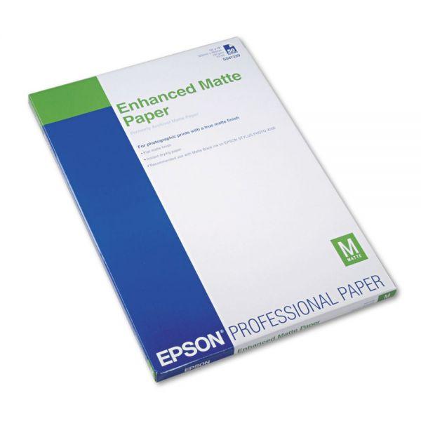 Epson Professional Enhanced Matte Photo Paper