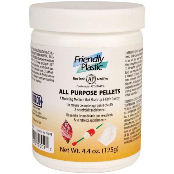Friendly Plastic Pellets 4.4oz