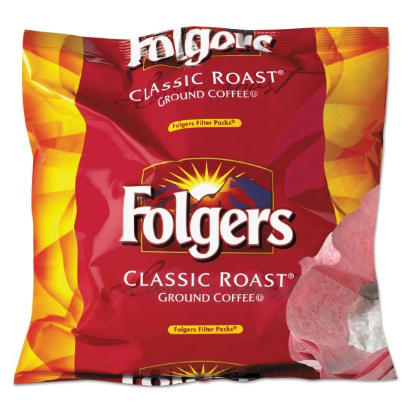Folgers Coffee Classic Roast Filter Packs