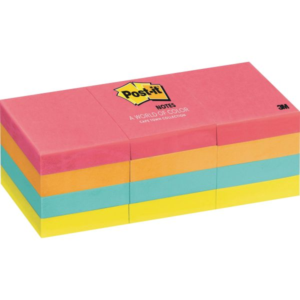Post-it Adhesive Note Pads