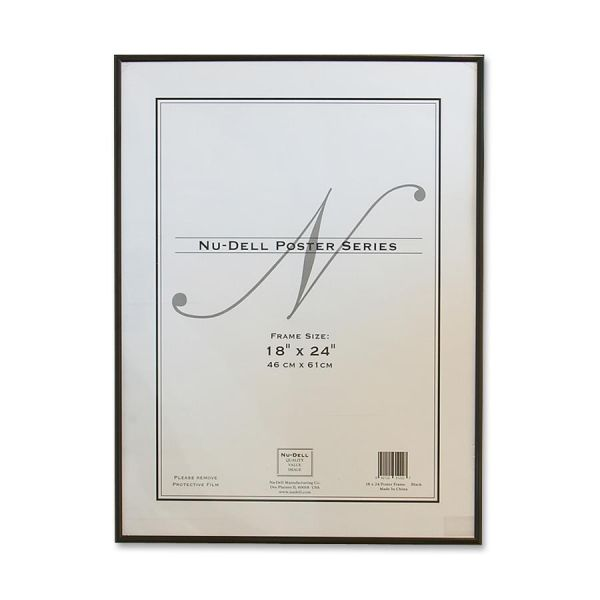 """Nu-Dell 18"""" x 24"""" Poster Frame"""