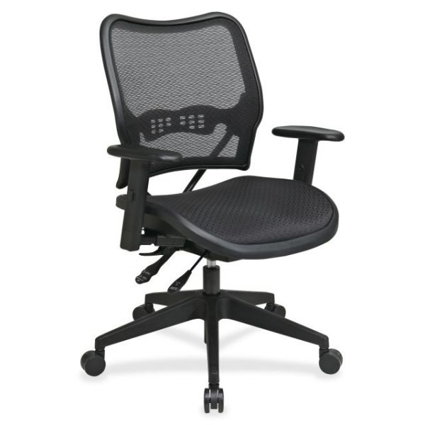 Office Star Deluxe Air Grid Task Chair