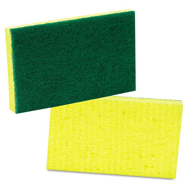3M -Brite Medium Duty Scrub Sponge
