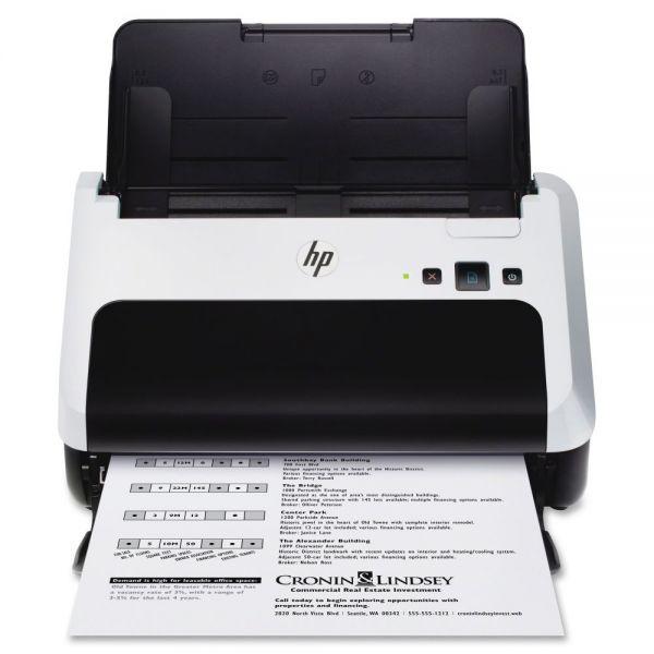HP Scanjet Pro3000 s2 Sheet-Feed Scanner, 600 x 600 dpi