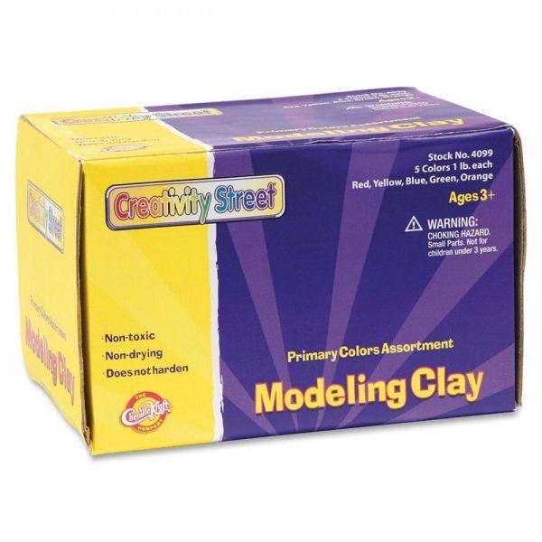 Creativity Street  Modeling Clay