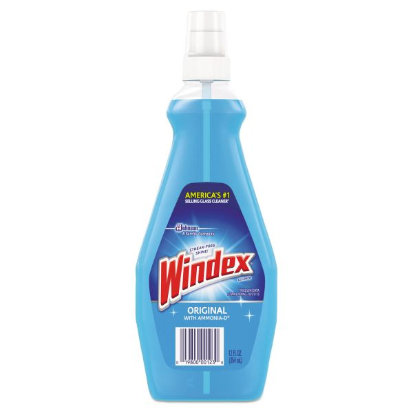 Windex Original Glass Cleaner 12 fl oz