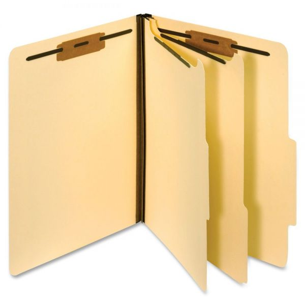 Globe-Weis Manila Classification Folders
