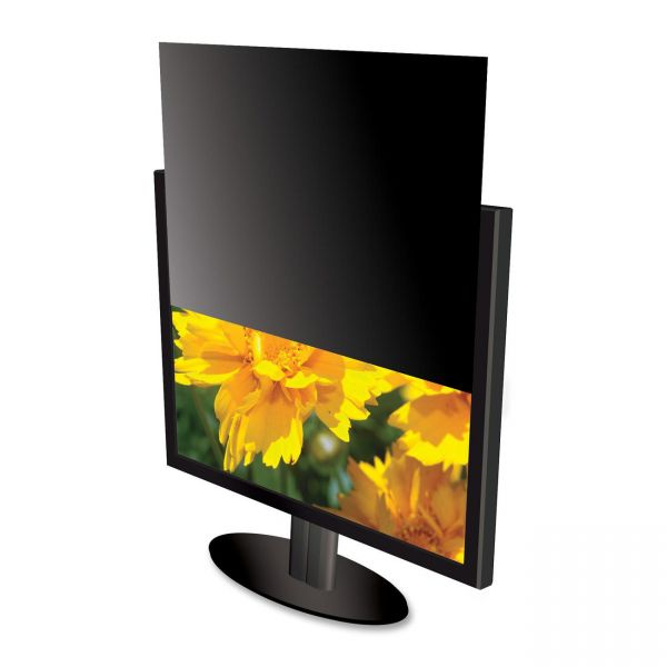 """Kantek Secure View LCD Monitor Privacy Filter For 21.5"""" Widescreen"""