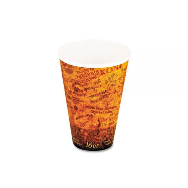 Dart 16 oz Foam Cups
