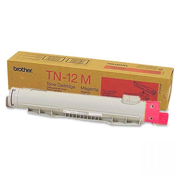 Brother TN12M Magenta Toner Cartridge