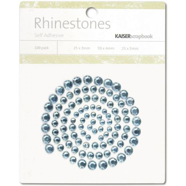 Self-Adhesive Rhinestones