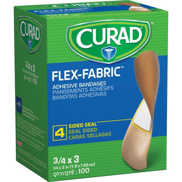 Comfort Cloth Adhesive Bandages