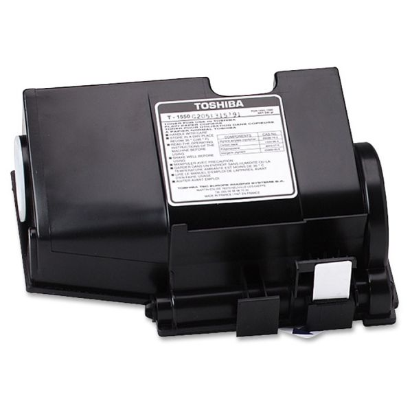 Toshiba T1550 Black Toner Cartridge