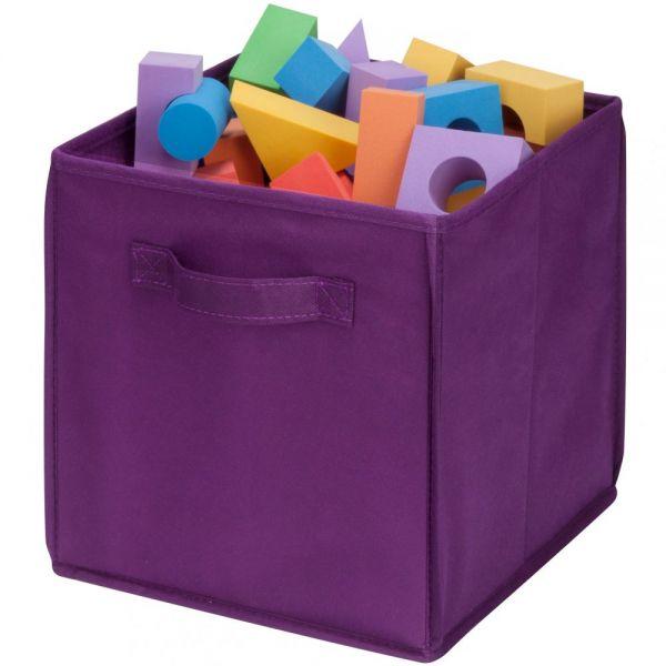 """Folding Storage Cube 10.6""""X10.6""""X11.4"""""""