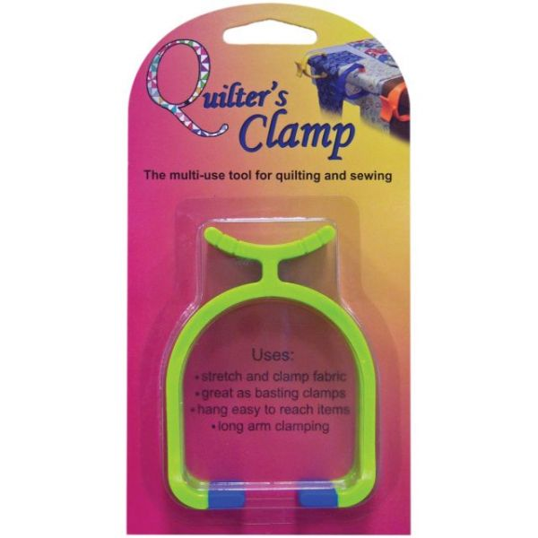 Quilter's Clamp