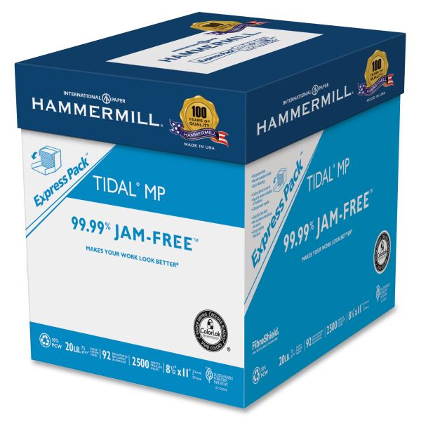 Hammermill Tidal MP White Copy Paper