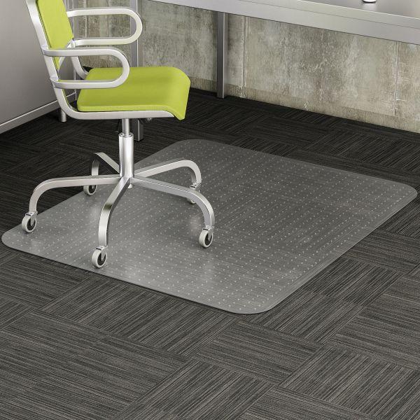 deflecto DuraMat Moderate Use Low Pile Chair Mat