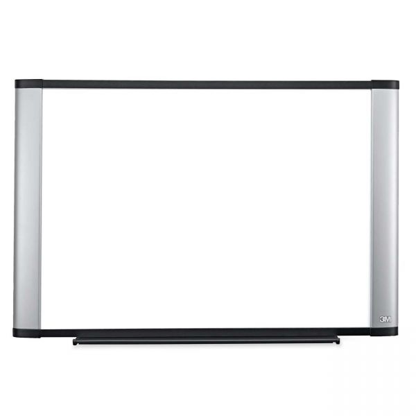 3M Wide Screen Style 6' x 4' Magnetic Dry Erase Board
