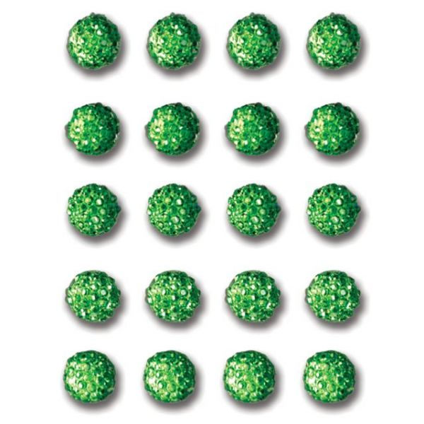 Twinkle Goosebumps Self-Adhesive Dots 6mm 20/Pkg