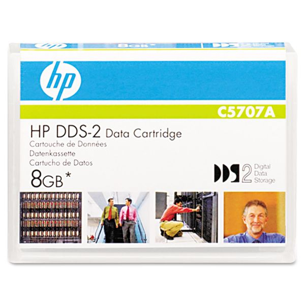 HP DDS-2 Data Cartridge