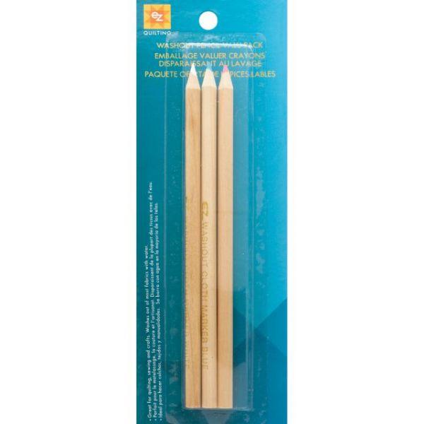 Washout Pencils 3/Pkg