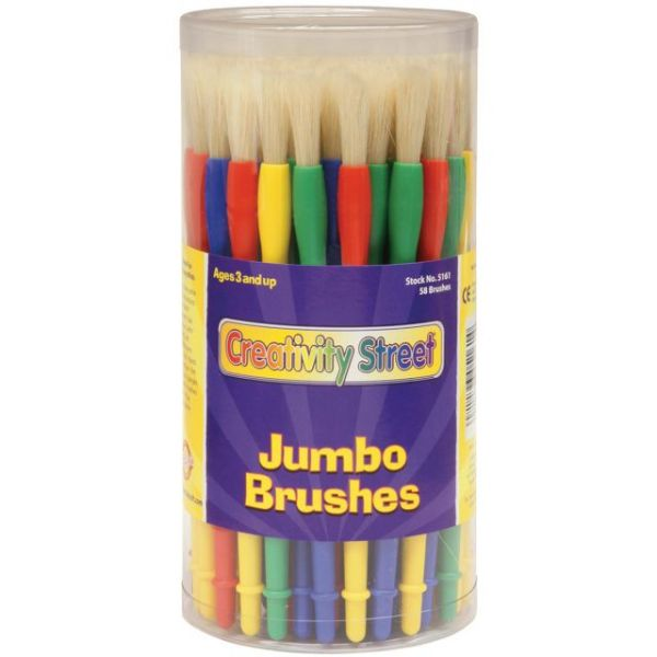 Jumbo Paintbrush Canister